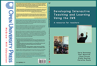 Front cover of teachers' resource publication